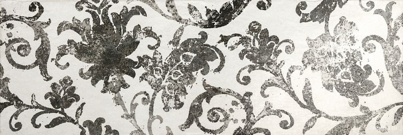 Fresco Decoro Brocade Light rett. 32,5x97,7